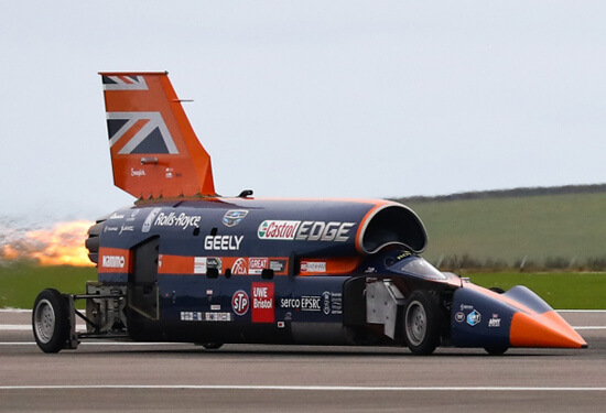 Ian Warhurst Acquires Bloodhound Project