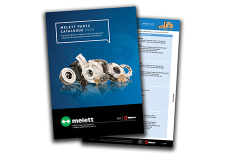 Melett Parts Catalogue – Request Yours NOW!