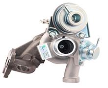 TD02H2 Turbosprężarka