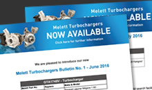 turbochargers bulletins