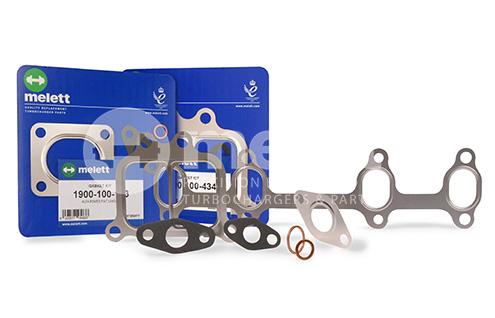 Melett product range - gaskets kits