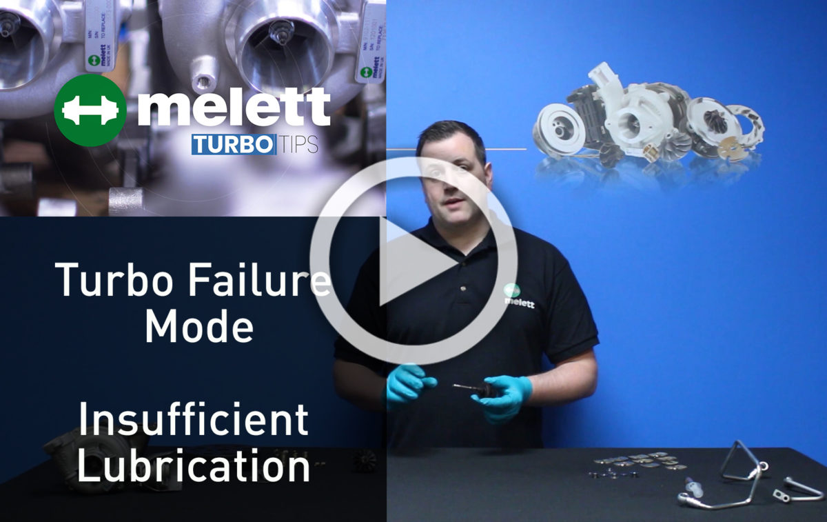 W jaki sposób niewystarczające smarowanie powoduje awarię turbosprężarki? ?