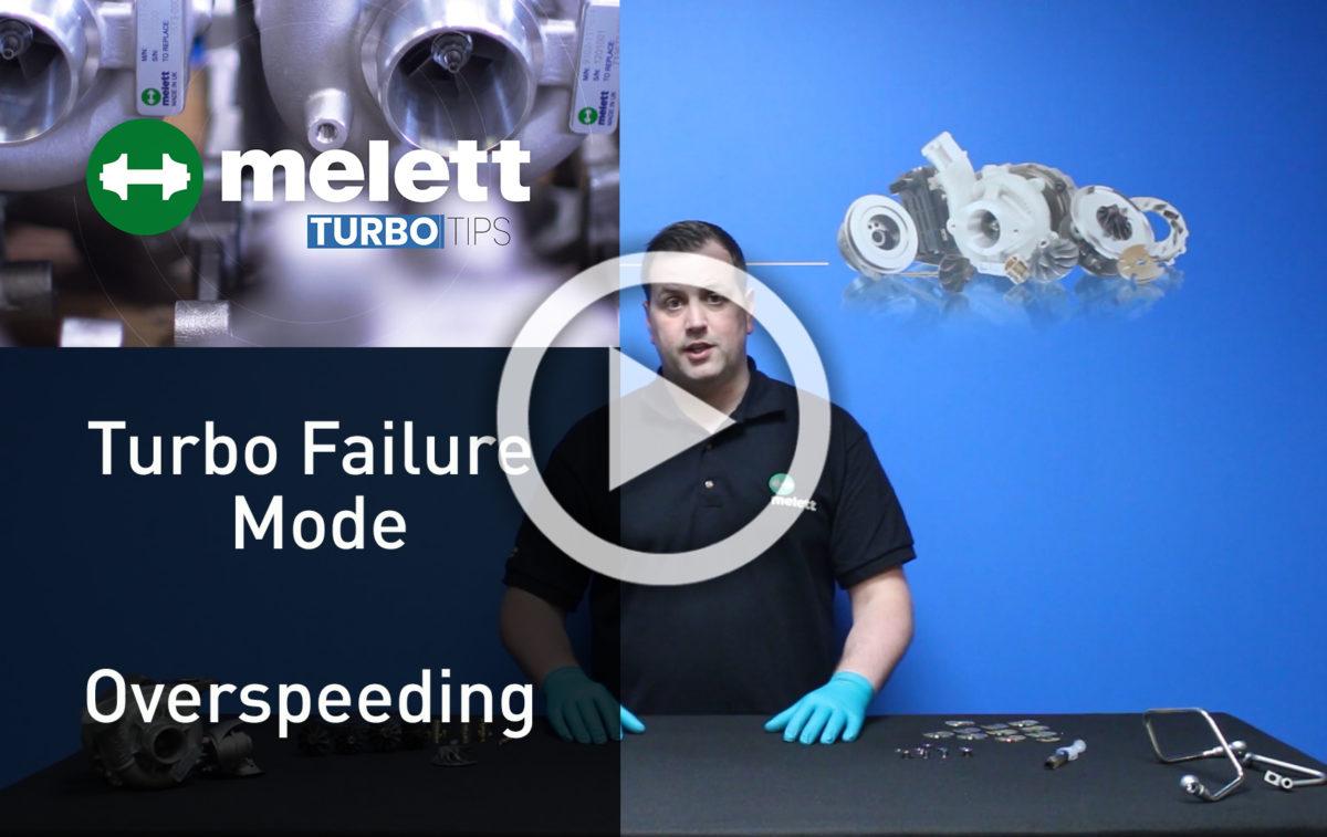W jaki sposób overspeeding powoduje awarię turbosprężarki? ?